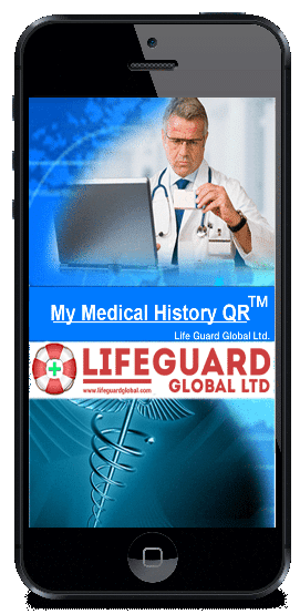 My Medical History QR