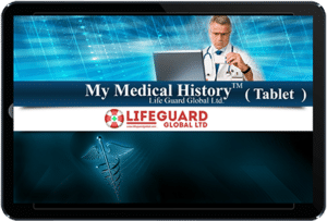 My Medical History(Tablet)