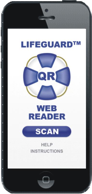 QR WEB Reader